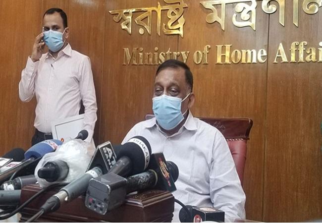 খালেদা জিয়াকে বিদেশ নেওয়ার আবেদন মঞ্জুর করতে পারছি না: স্বরাষ্ট্রমন্ত্রী