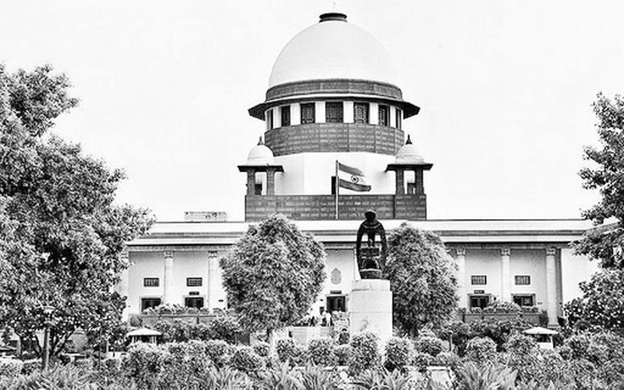 দেশদ্রোহ আইন নিয়ে প্রশ্ন ভারতীয় সুপ্রিম কোর্টের