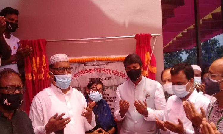 নলডাঙ্গা উপজেলা ৫০ শয্যা হাসপাতাল উদ্বোধন
