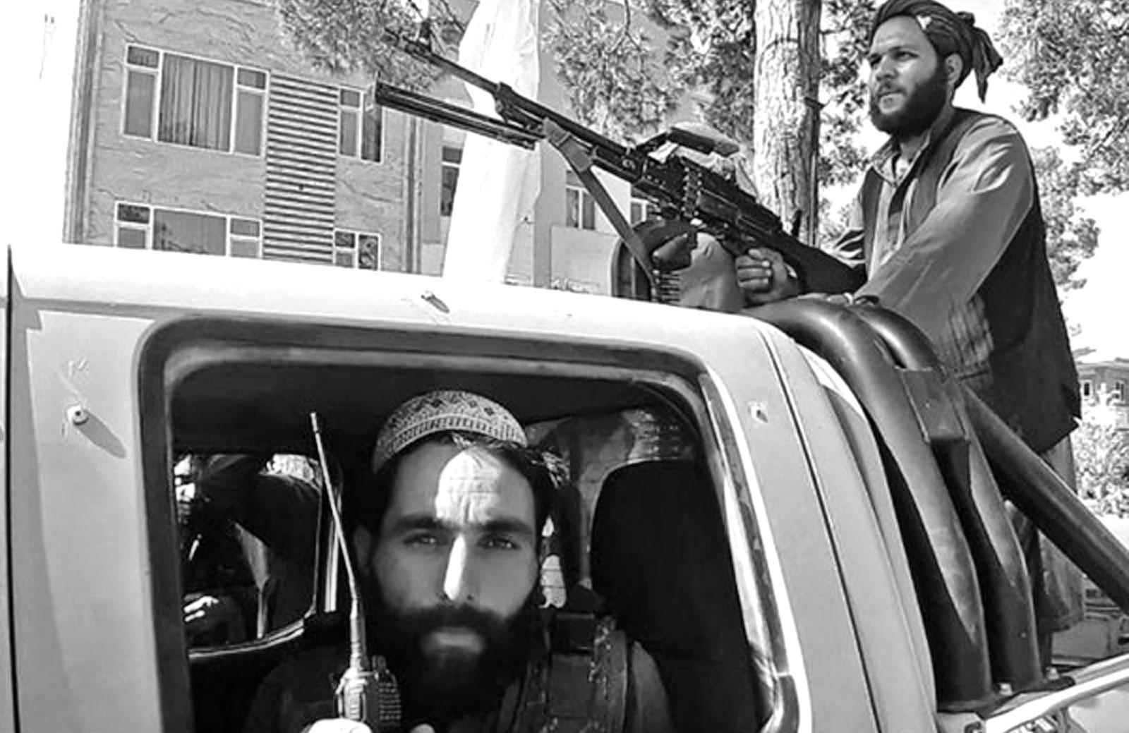 আফগানিস্তানে উগ্রবাদের পুনরুত্থান