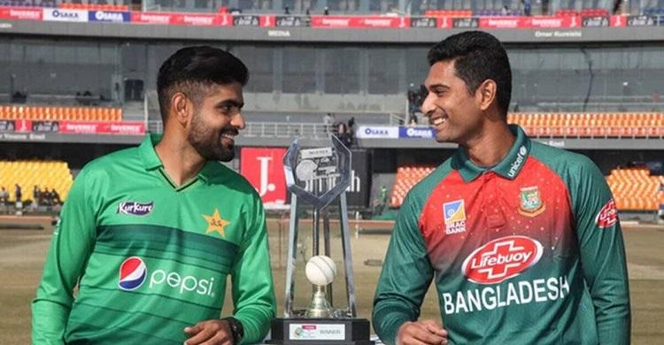 বাংলাদেশ-পাকিস্তান টেস্ট ও টি-টোয়েন্টি সিরিজের সূচি ঘোষণা