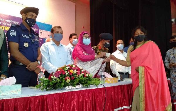 নিরপেক্ষ ও গ্রহনযোগ্য ইউপি নির্বাচনে আপনাদের সহযোগিতা চাই : ইসি কবিতা খানম
