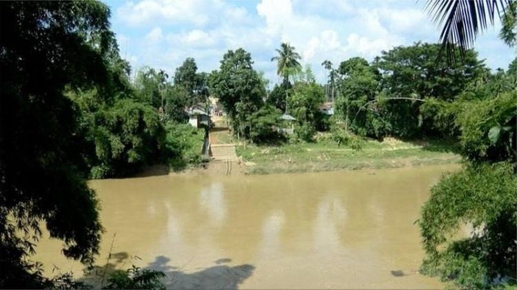 ফেনী নদীর ভাঙন কি বদলে দিতে পারে বাংলাদেশ-ভারত সীমান্ত রেখা?