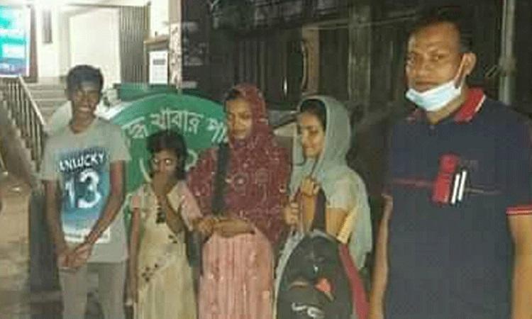 জামালপুর থেকে নিখোঁজ ৩ মাদ্রাসা শিক্ষার্থী ঢাকায় উদ্ধার