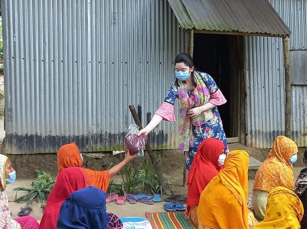 ফরিদপুরে নারীদের স্বাস্থ্য সুরক্ষার ব্যতিক্রমী উদ্যোগ 'নন্দিতার'