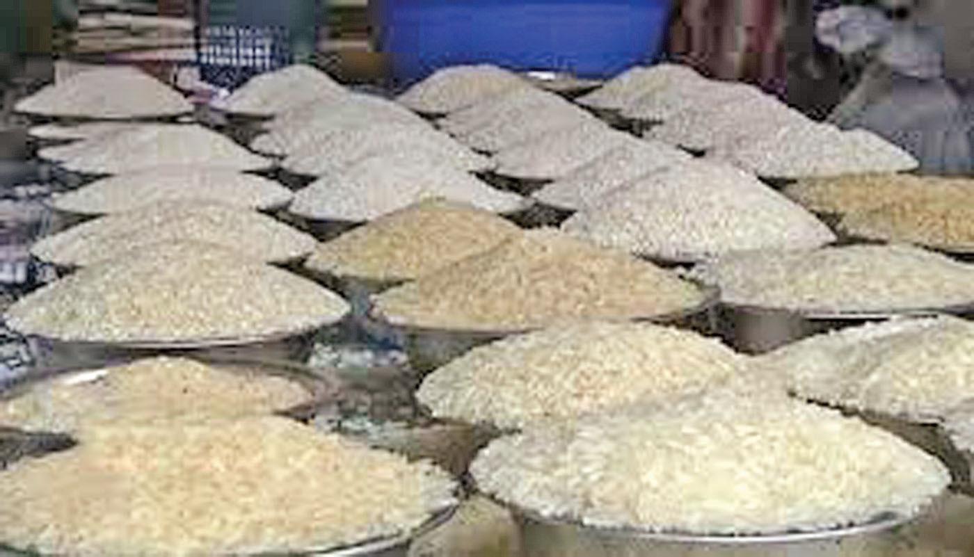 চালের বৈশ্বিক রপ্তানি বাজার অর্ধেকই ভারতের দখলে