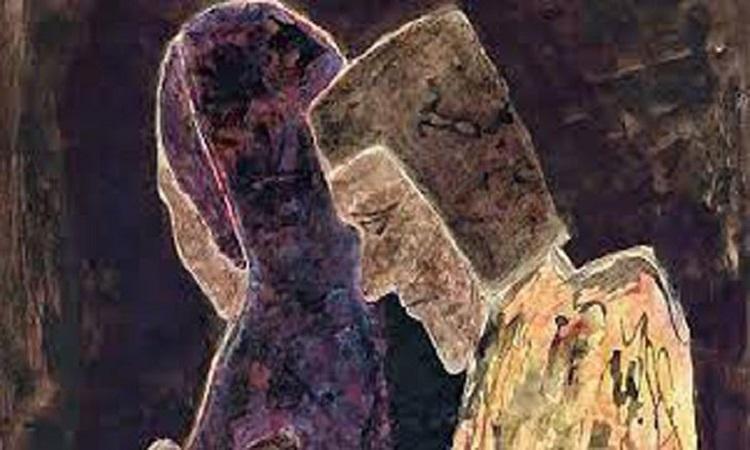   লন্ডনে রবীন্দ্রনাথ ঠাকুরের আঁকা ছবি নিলামে
