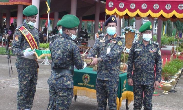 'আনসার ও গ্রাম প্রতিরক্ষা বাহিনীর মূল চালিকা শক্তি হচ্ছে প্রশিক্ষ '
