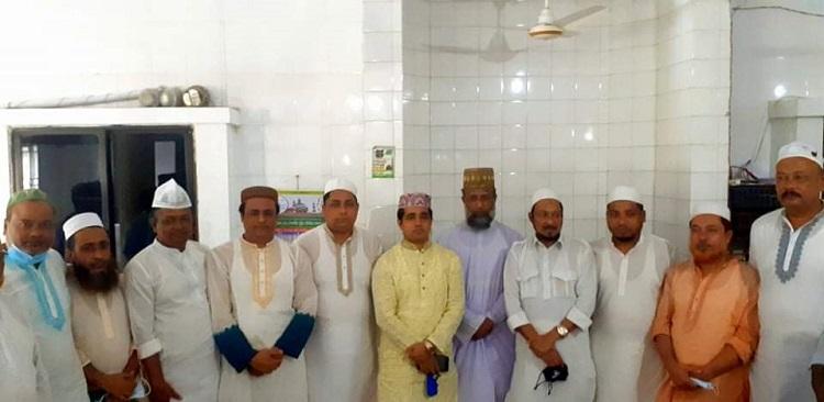   বরুড়া কেন্দ্রীয় জামে মসজিদের কমিটি গঠন