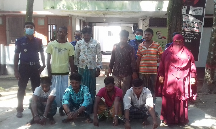   নকলায় পুলিশী অভিযানে জুয়াড়ীসহ ৯জন গ্রেফতার