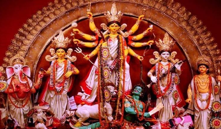 শারদীয় দুর্গোৎসবের মহাষ্টমী আজ